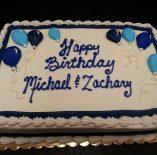 Birthday Boys Cake