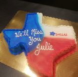 Custom Texas Cake