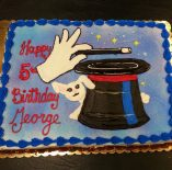 Custom Magic Cake